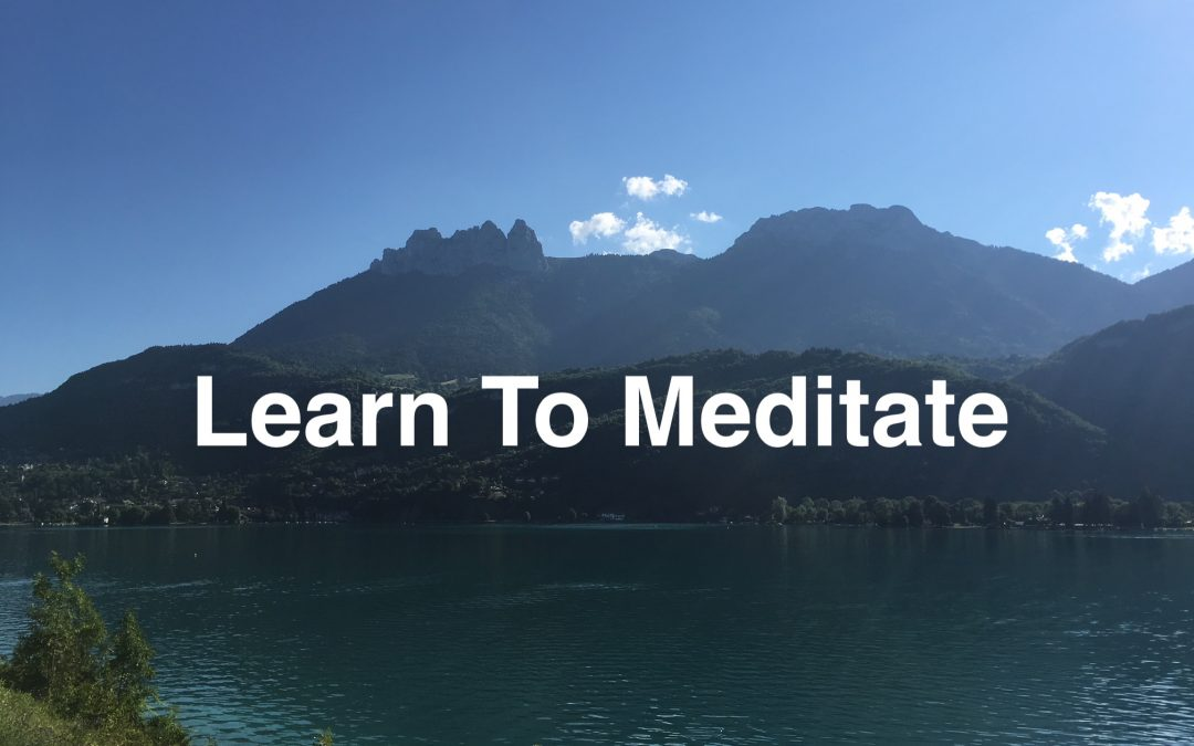 FREE Meditation Webinar Recording